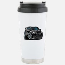 Mitsubishi Evo Black Car Stainless Steel Travel Mu