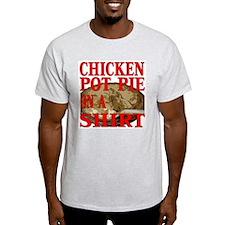 Chicken Pot Pie on a T-Shirt