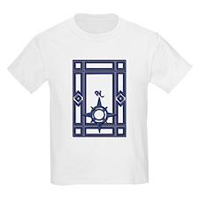 Blue North Kids T-Shirt
