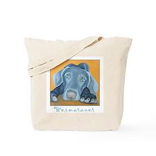 Weimaraner Art Tote Bag