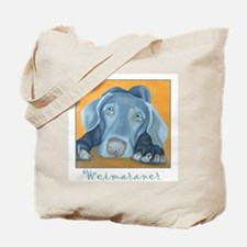 Weimaraner Art Tote Bag
