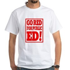 Go Red: Shirt