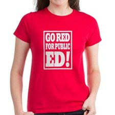 Go Red: Tee