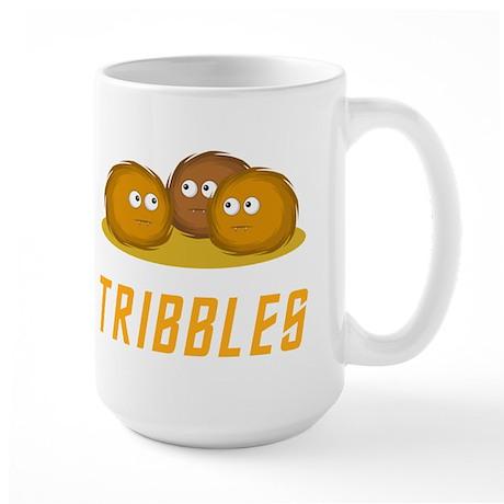 Tribbles Large Mug