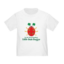 Irish Bugger/Great Grandma T