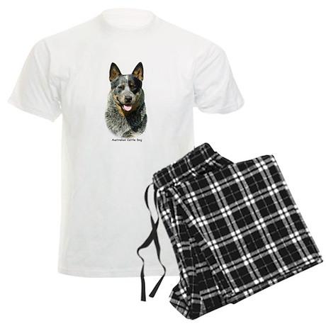 Australian Cattle Dog 9F061D- Men's Light Pajamas