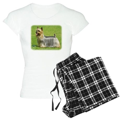 Australian Silky Terrier 9R02 Women's Light Pajama