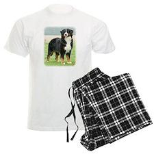 Bernese Mountain Dog 9Y066D-1 pajamas