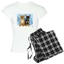 Chihuahuas 9W079D-011 Pajamas