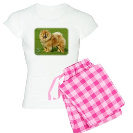 Chow Chow 9B008D-17 Women's Light Pajamas
