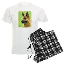 German Shepherd Dog 9B50D-20 Pajamas