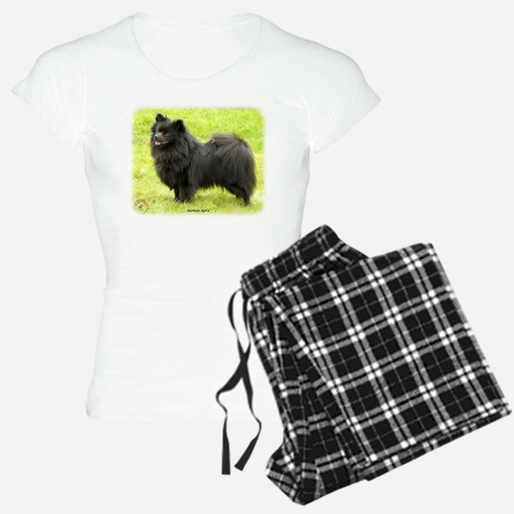 German Spitz 9W014D-009 Pajamas
