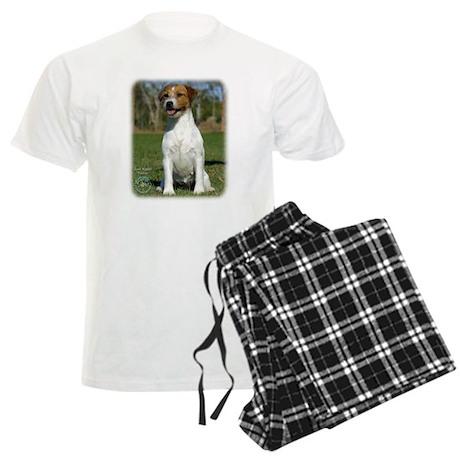Jack Russell Terrier 9M097D-0 Men's Light Pajamas