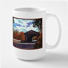 Bennington, VT Covered Bridge Mug