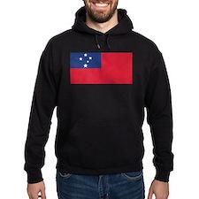 Samoa Flag Hoody