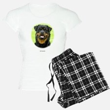 Rottweiler 9W025D-037 Pajamas
