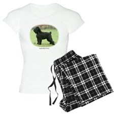Russian Black Terrier pajamas