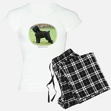 Russian Black Terrier pajamas
