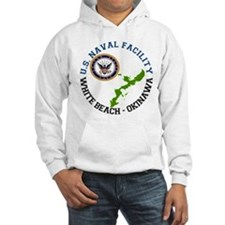 NAVFAC White Beach Jumper Hoody