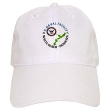 NAVFAC White Beach Baseball Cap