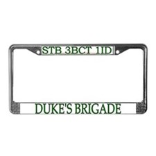 3BCT Special Troops Bn 1ID License Plate Frame