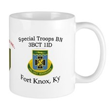 3BCT Special Troops Bn 1ID Mug