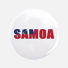 """Samoa 3.5"""" Button"""
