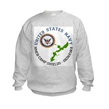 NMCB Cp. Shields Sweatshirt