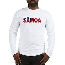 Samoa (Samoan) Long Sleeve T-Shirt
