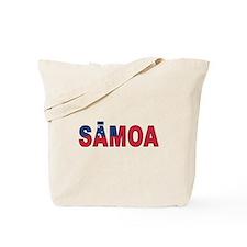 Samoa (Samoan) Tote Bag
