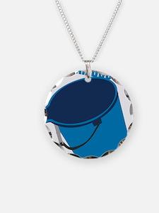 Mah Bucket Necklace