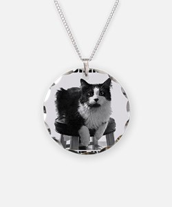 Fluent in Lolcat Necklace