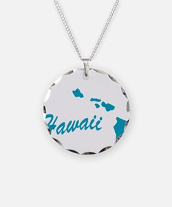 State Hawaii Necklace