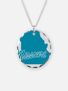 State Missouri Necklace
