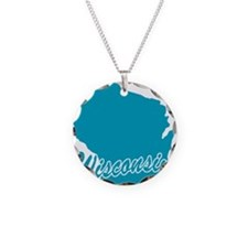 State Wisconsin Necklace