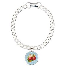 Retro Strawberry Bracelet