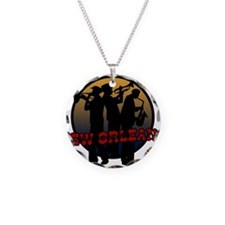 Retro New Orleans Necklace
