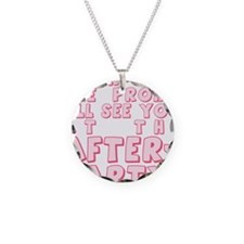 Forget Prom/After Party Necklace