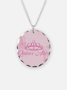 Quinceanera Necklace