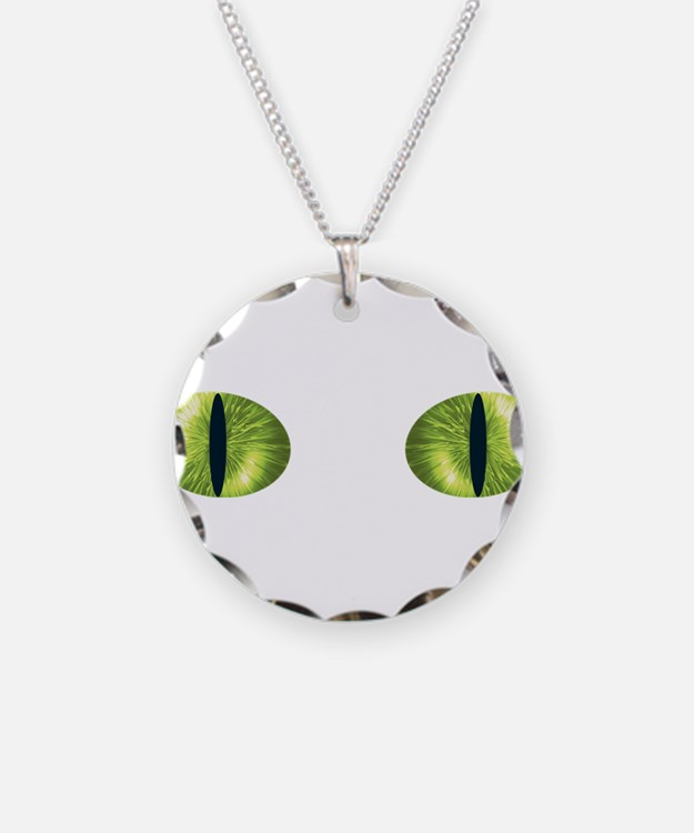 Cat Eyes Necklace