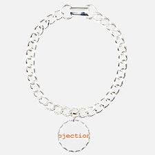 Objection Bracelet