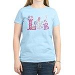 Love Owls Women's light/pink T-Shirt
