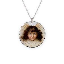 Victorian Angel Necklace