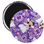"Cute Fairytale Princess 2.25"" Magnet (100 Pk)"