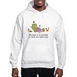 Too Many Cats Hooded Sweatshirt