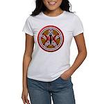 Red Goddess Pentacle Women's T-Shirt