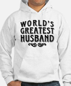 World's Greatest Husband Hoodie