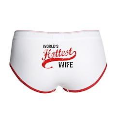 World's Hottest Wife Women's Boy Brief