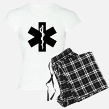 EMS Star of Life Pajamas