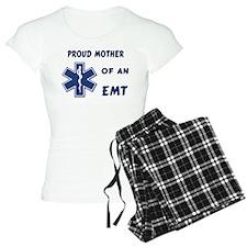Proud EMT Mother Pajamas